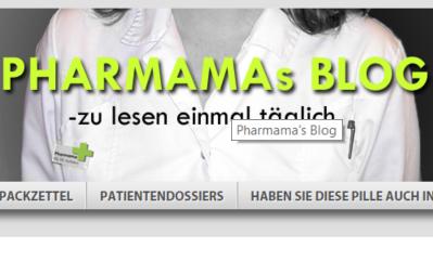 Pharmama – eine Schweizer Apothekerin bloggt aus dem Alltag