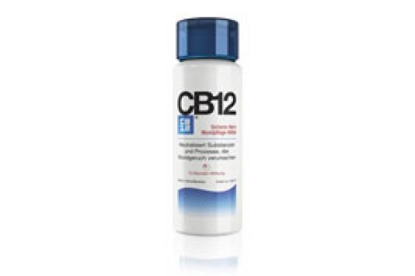 CB12 – Neues Mundwasser gegen Mundgeruch