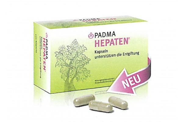 Padma Hepaten – Unterstützung der Leber